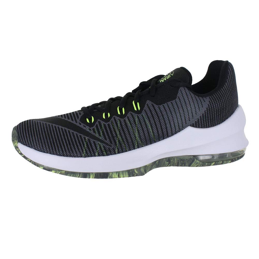 the latest b3396 fa15b Amazon.com   Nike Men s Air Max Infuriate Low Basketball Shoe   Road Running