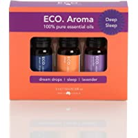 ECO. Modern Essentials Aroma Deep Sleep Pure Essential Oil Trio Pack, 3 count