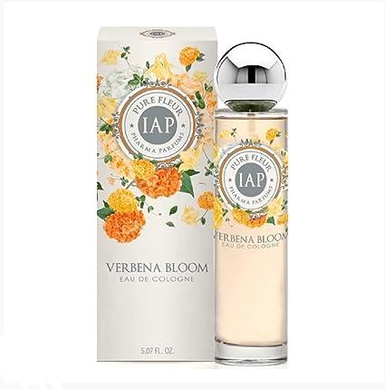 IAP Pharma Pure Fleure Verbena Bloom - Agua de Colonia para Mujer - 150 ml.