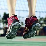 COSDN Mens Fashion Basketball Shoes Performance
