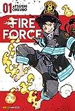 capa de Fire Force