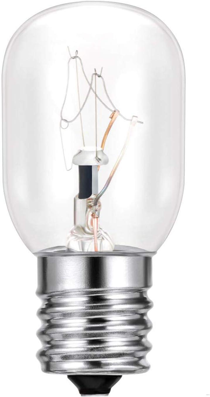 8206232A Light Bulb for Whirlpool 40 Watt E17 130V