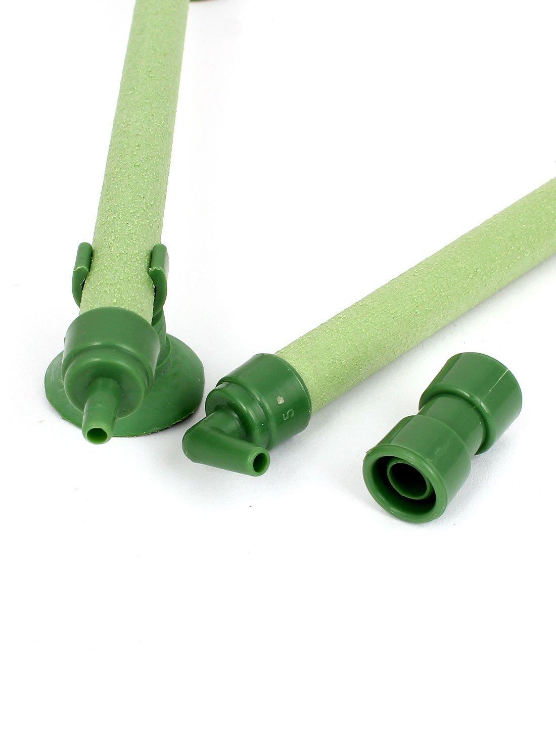 Amazon.com : eDealMax tubo del diseño de acuario de la burbuja de aire Muro de Piedra decoración DE 14 pulgadas entero Verde : Pet Supplies
