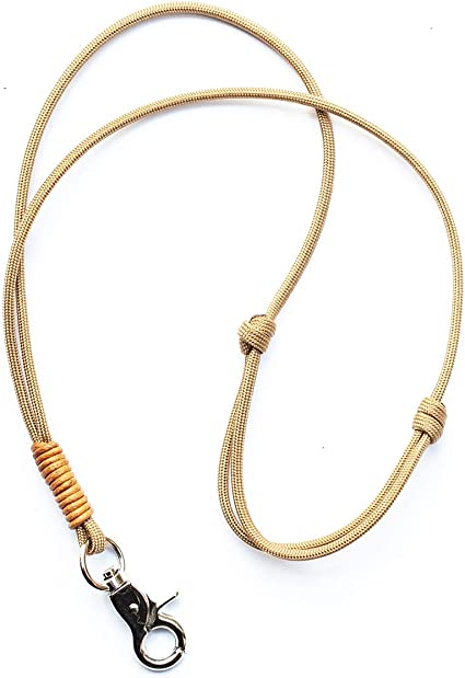 KENSONS for dogs Design Whistle Lanyard Easy Adjustable With small carabiner /Ø4mm Perfect suitable to ACME