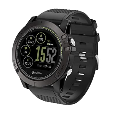 Amazon.com: HAHAP Smart Watch Phone Sports Men Smartwatch ...
