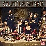 Outlander 2018 Wall Calendar (CA0150)