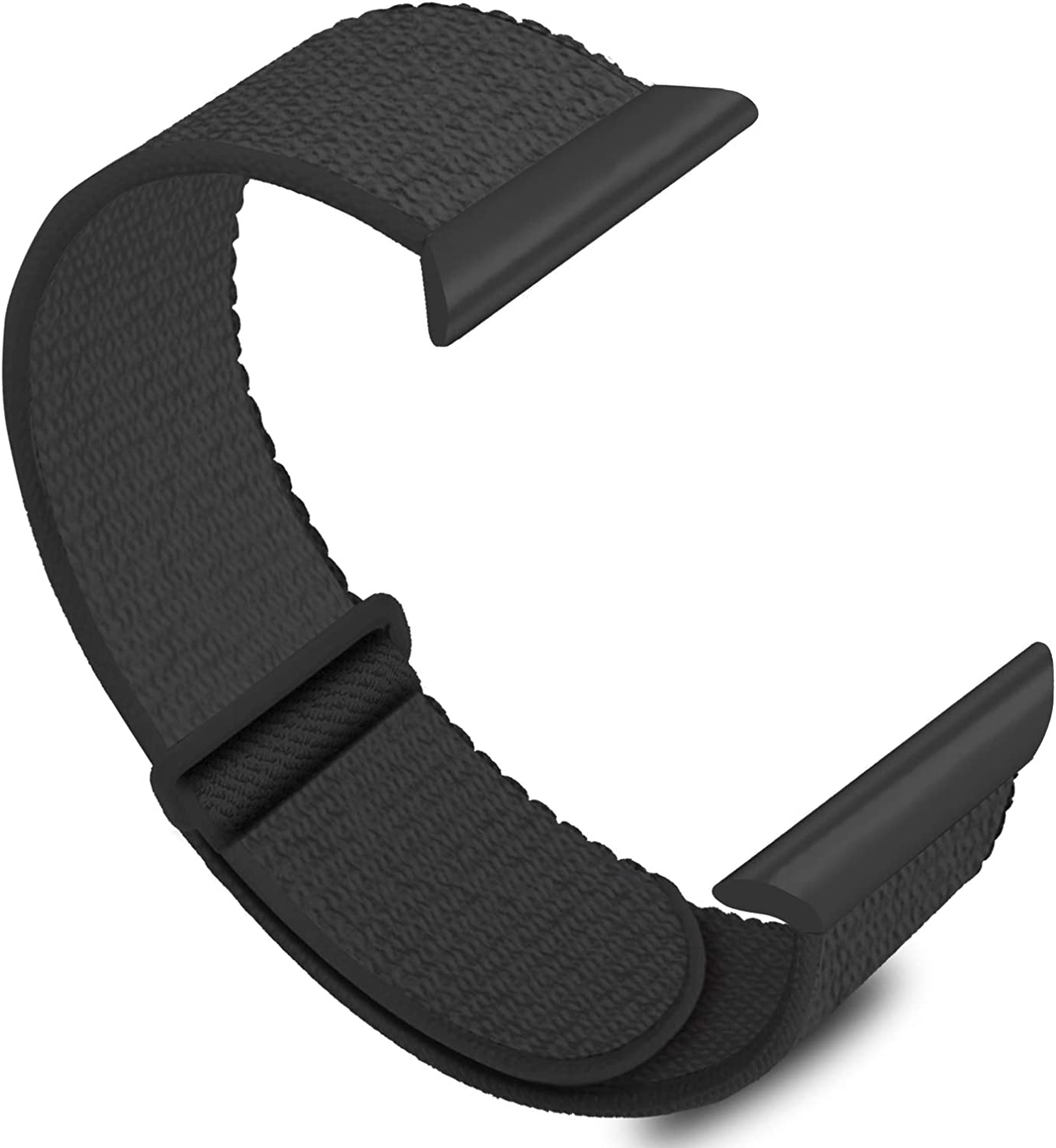WAAILU Sport Loop Compatible with Apple Watch Band 38mm 40mm 42mm 44mm, Velcro Breathable Soft Lightweight Women&Men Nylon Strap Replacement for iWatch Series SE/1/2/3/4/5/6