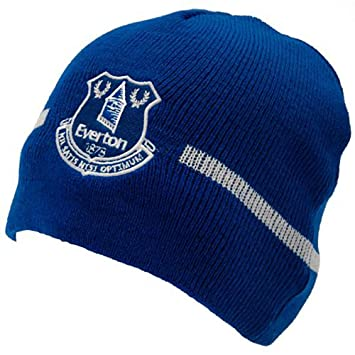 305f4d5c100 Official Licensed Everton F.C - Adult Knitted Hat  Amazon.co.uk ...