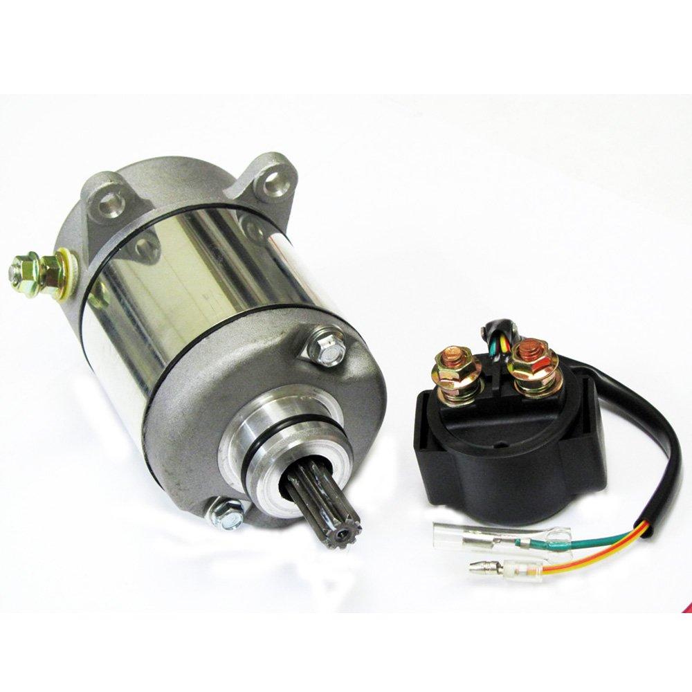 Caltric Starter /& Relay Solenoid Fits HONDA TRX250 TRX 250 FOURTRAX RECON 1997-2001