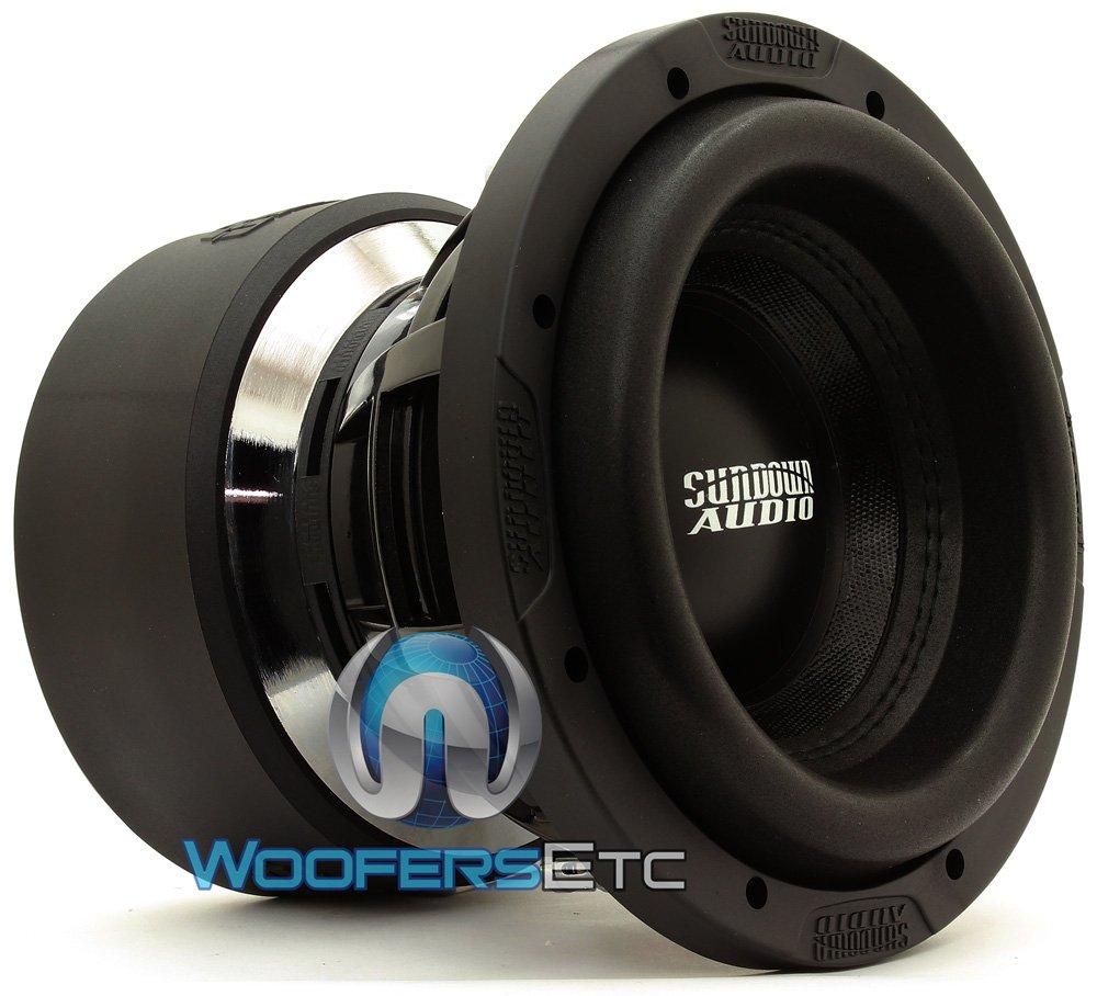 Now The Base Shall Suit Your Taste Find Best 8 Inch Subwoofer Jl Audio X D4 Sundown Dual 4 Ohm Series