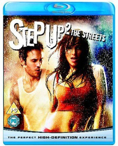 Blu-ray : Step Up 2: The Streets (Blu-ray)