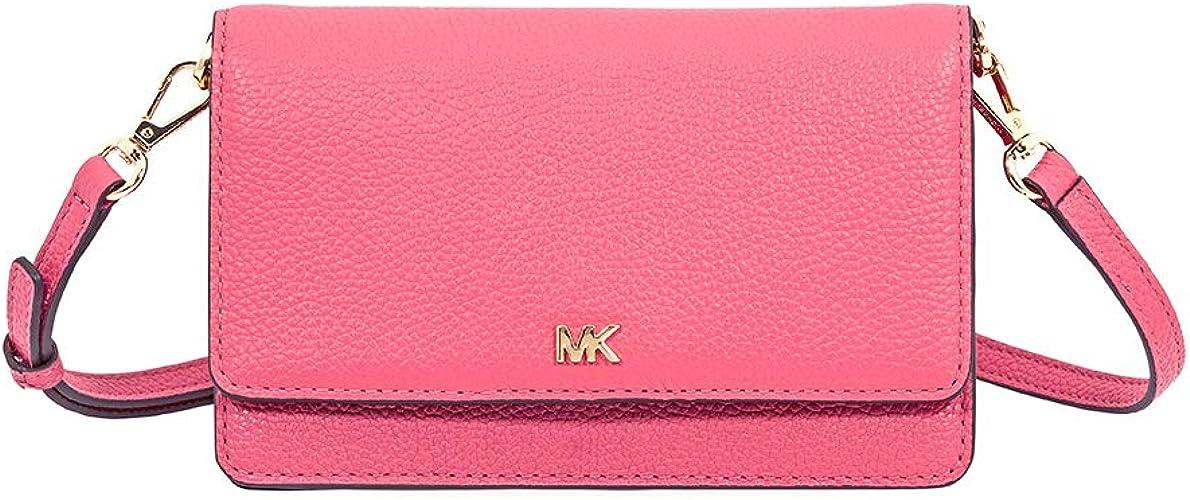 Michael Kors Smartphone Crossbody- Rose Pink: Amazon.es ...