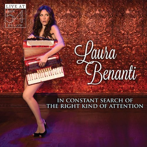In Constant Search of the Right Kind of Attention: Live At 54 BELOW by Broadway Records