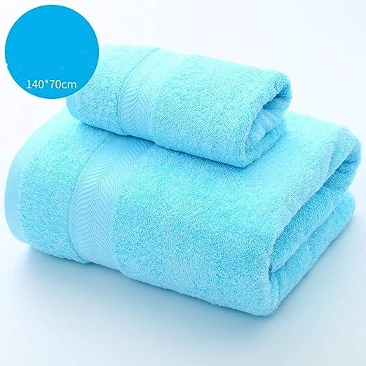 Dingshunde Juego de Toallas de baño de algodón Puro con absorción ...