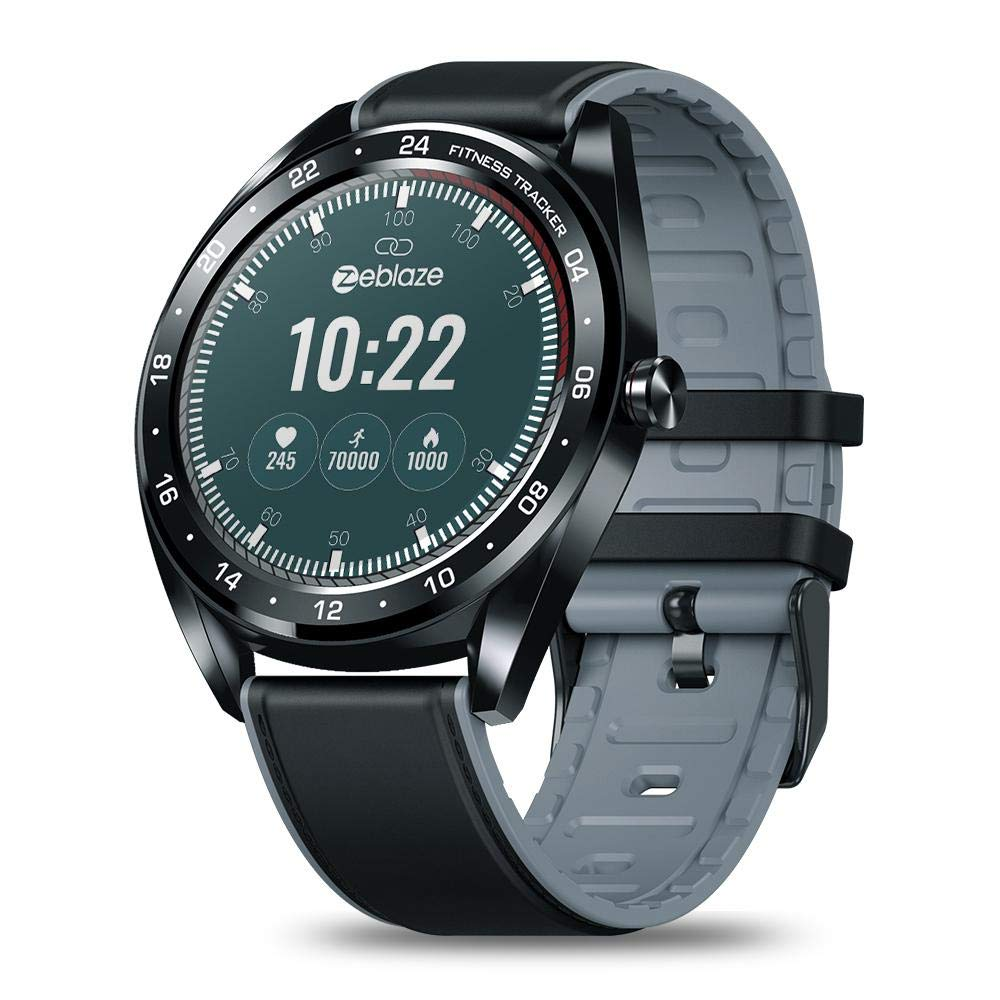 leegoal Zeblaze - Reloj Inteligente de Fitness, Pantalla a ...