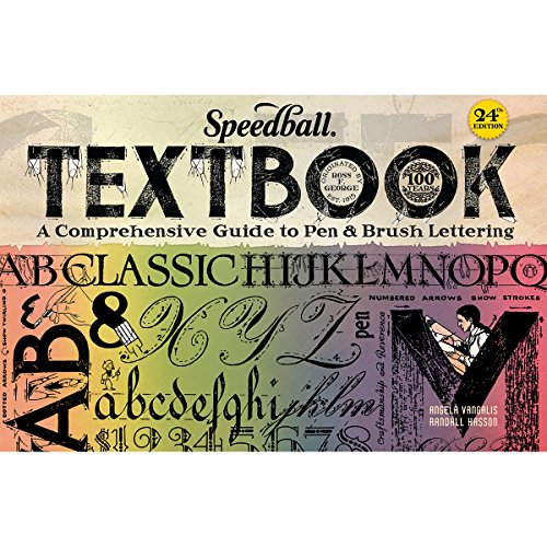 Speedball Art Products 003069 Textbook Centennial Edition