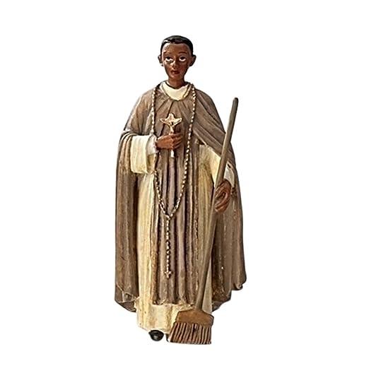 Amazon.com: Saint Martin De Porres Defender de la Justicia ...