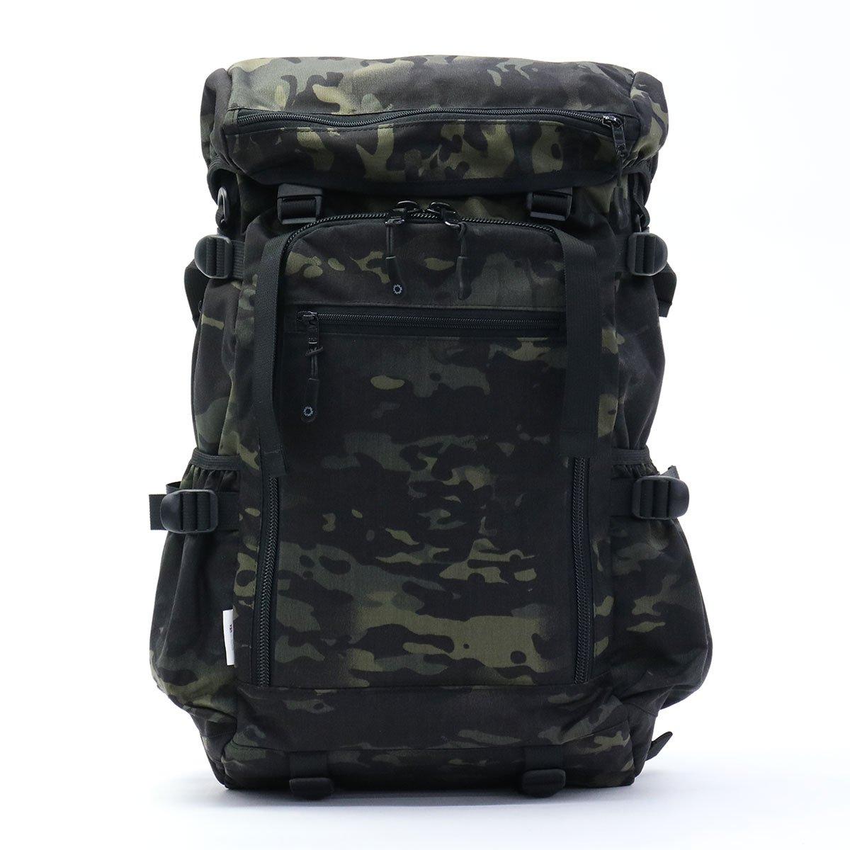 [ディスパッチ]DSPTCH バックパック RUCKPACK 73001 B073CGN27M ブラックカモフラージュ ブラックカモフラージュ