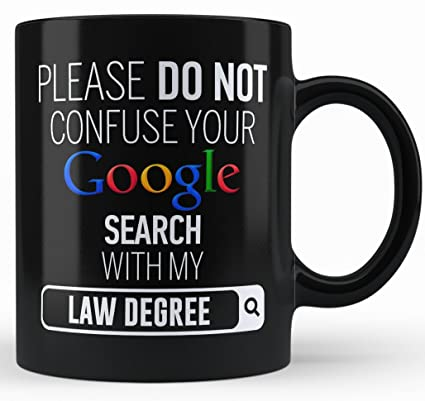 Amazon.com: Lawyer Mug - \