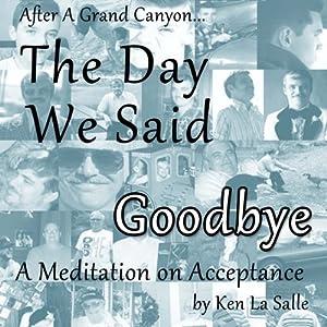 The Day We Said Goodbye Audiobook