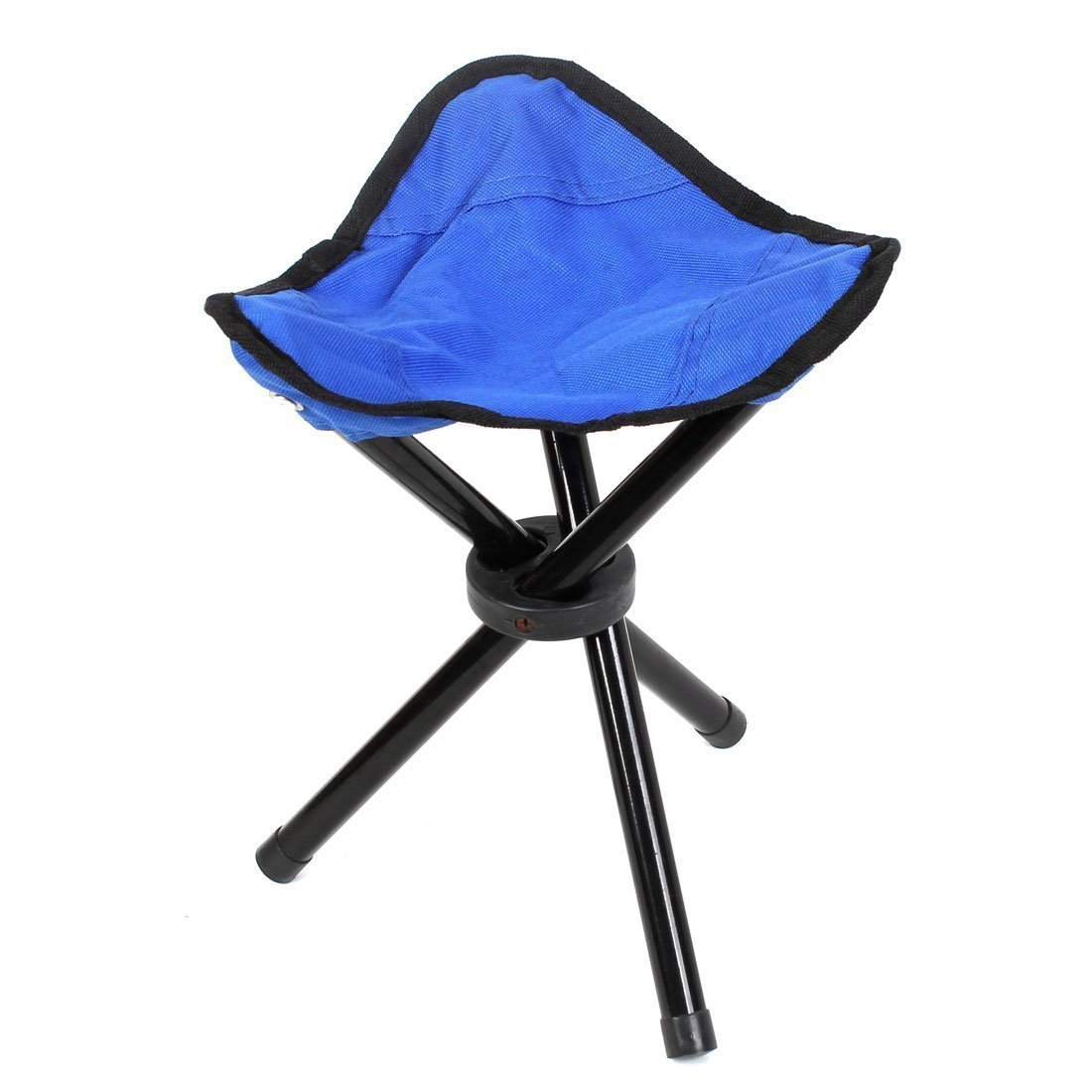 SODIAL Folding Stool andモバイルブルーmulti-activities (キャンプ、ピクニック、釣り、ハイキング) (椅子、三脚、Seat ) B078H5D2HQ