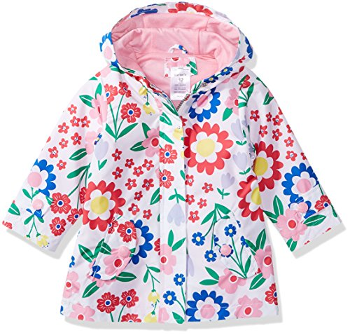 Carter's Baby Girls Her Favorite Rainslicker Rain Jacket