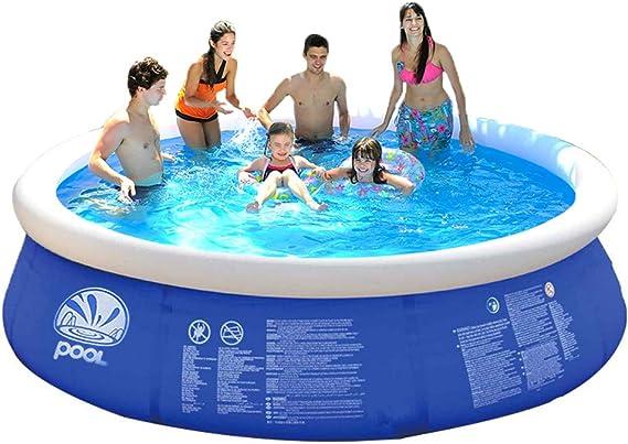 Amazon.com: Eanpet - Piscina hinchable para adultos y niños ...