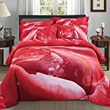 Best Dolce Mela Elegant Bedding King Size Beds - DM510K Dolce Mela Floral Bedding - Rosa, Luxury Review