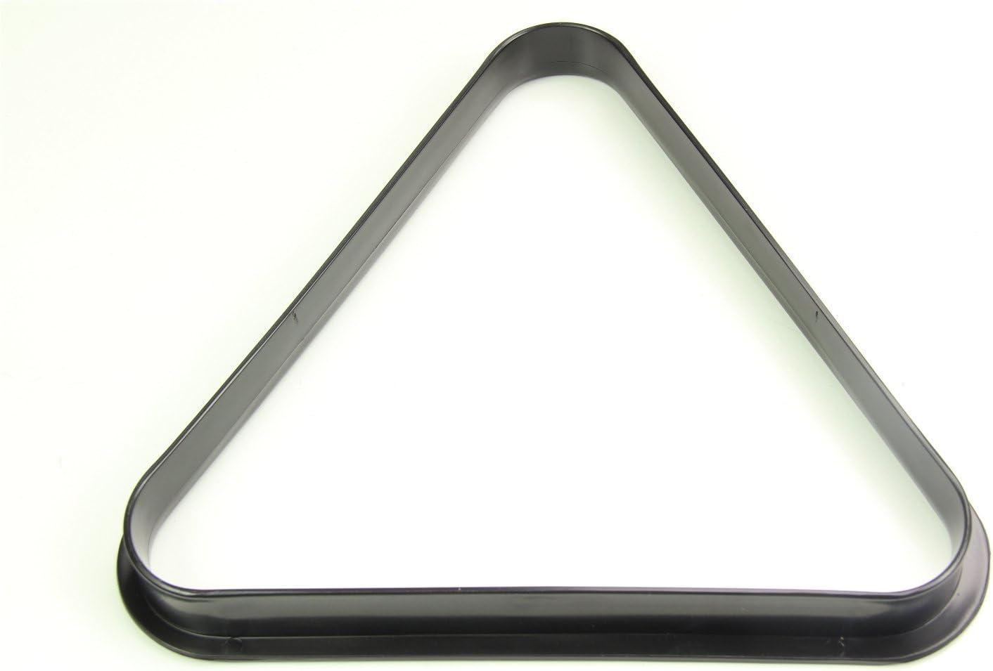 Triángulo para colocar las 15 bolas de billar o snooker de 38 mm ...
