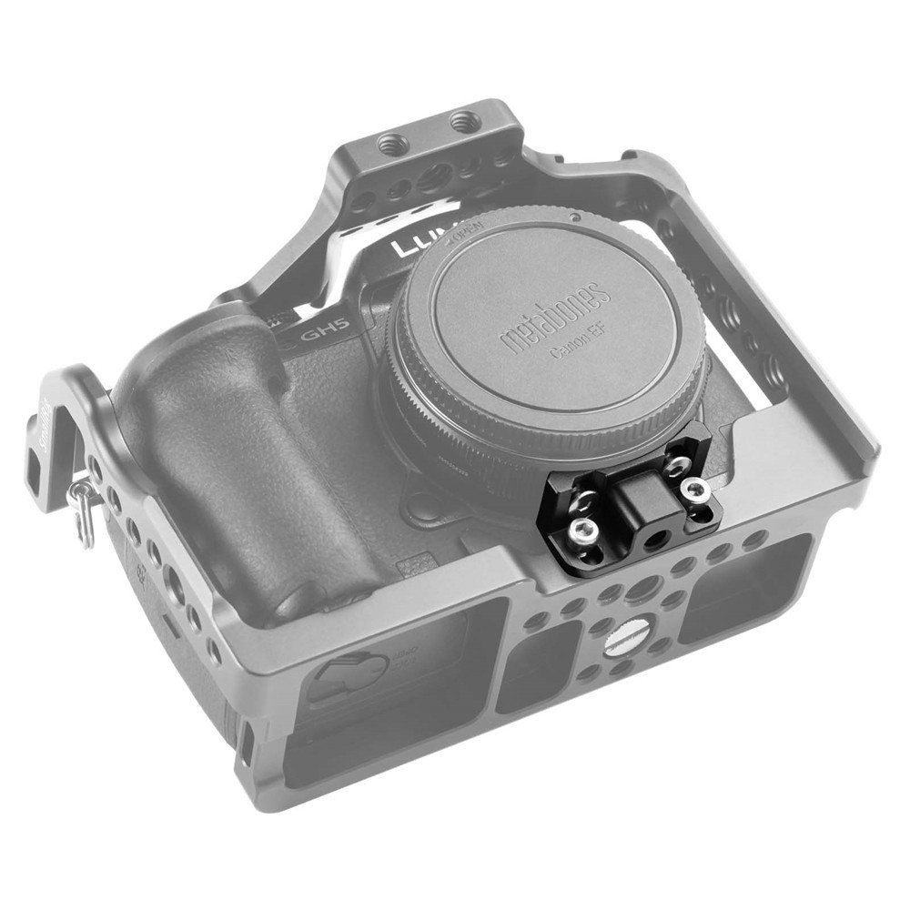 2050 SMALLRIG GH5 Cage Kit Cage y Top Handle para Panasonic GH5 GH5S