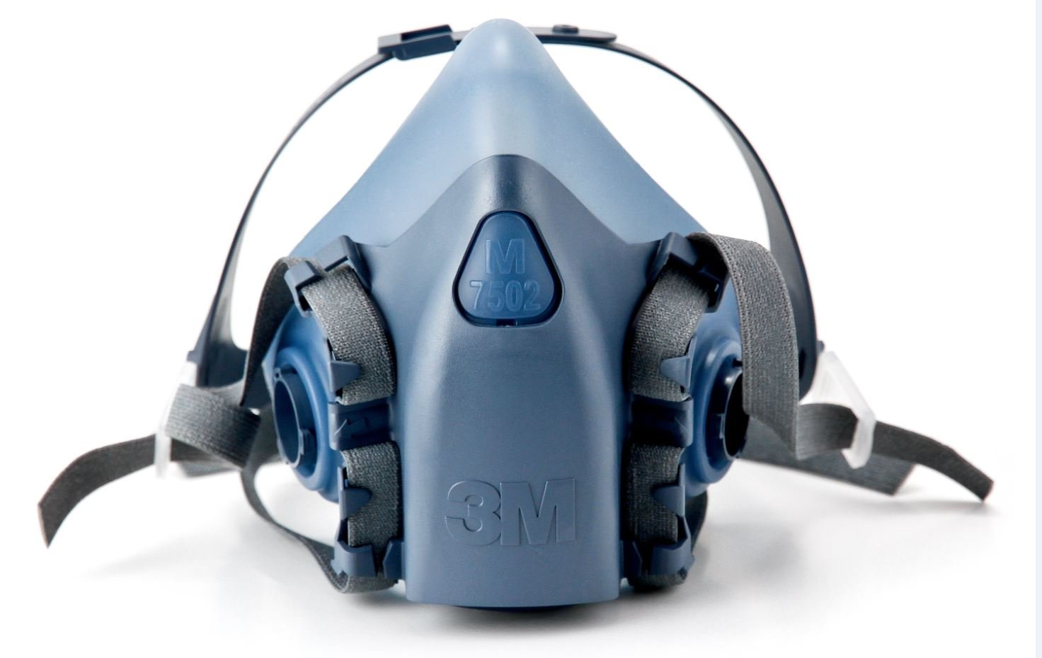 3M 7500 Reusable Half-Mask - Medium: Amazon.es: Industria, empresas y ciencia