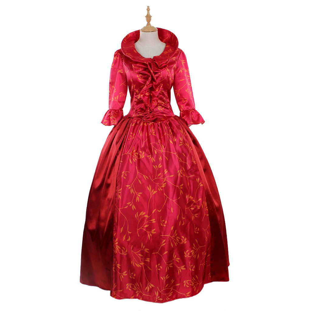 CosplayDiy Women's Victorian Ball Gown Wedding Dress XXXXL by CosplayDiy (Image #2)