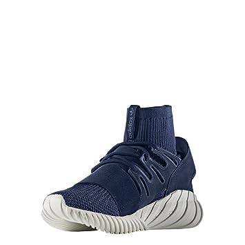 bb3c2056dbd3 adidas Originals TUBULAR DOOM PRIMEKNIT Blue Men Sneakers Shoes ...
