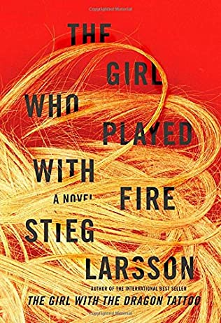 book cover of The Girl Who Played with Fire