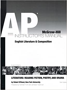 literature for composition essays fiction poetry and drama Formatting an entry for a work from an anthology our course text book is considered an anthology, a collection.