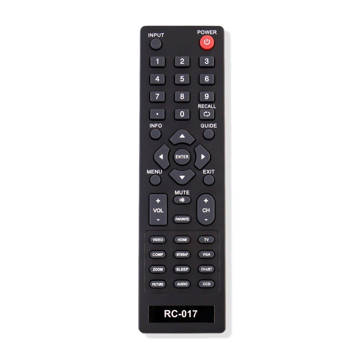 Amazon.com: Replacement LCD/LED TV Remote Control Controller For Dynex DX-26L100A13,  DX-32L100A13, DX-32L152A11, DX-40L260A12, DX-46L150A11, DX-55L150A1Z ...