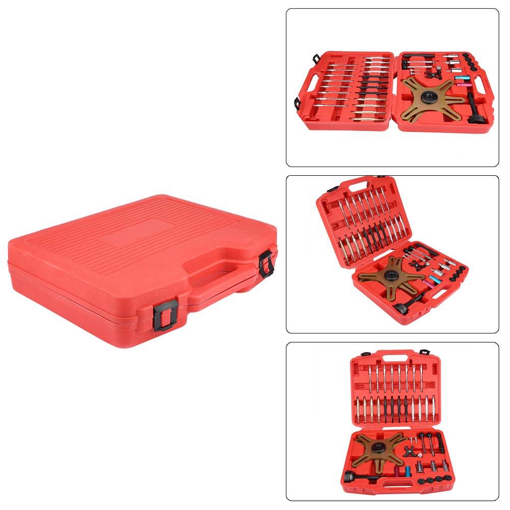 Herramienta de alineación de embrague, 38 piezas universales SAC autoajustable para montaje de embrague, kit de herramientas de ajuste de alineación de ...
