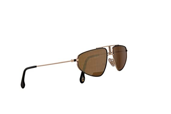 Amazon.com: Carrera 1021/S - Gafas de sol (lentes doradas y ...