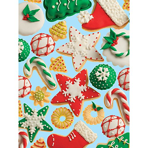 Bits and Pieces - 300 Piece Jigsaw Puzzle for Adults - Christmas Cookies - 300 pc Winter Holiday Jigsaw