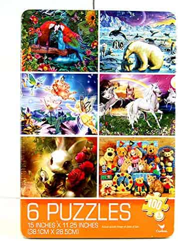 500 Piece Educa Boras Tsukiakari Haruyo Puzzle by Educa Boras