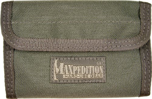 Maxpedition Spartan Wallet, Foliage Green
