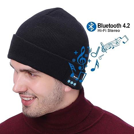 Cappello Bluetooth Beanie 593f4fe78bde
