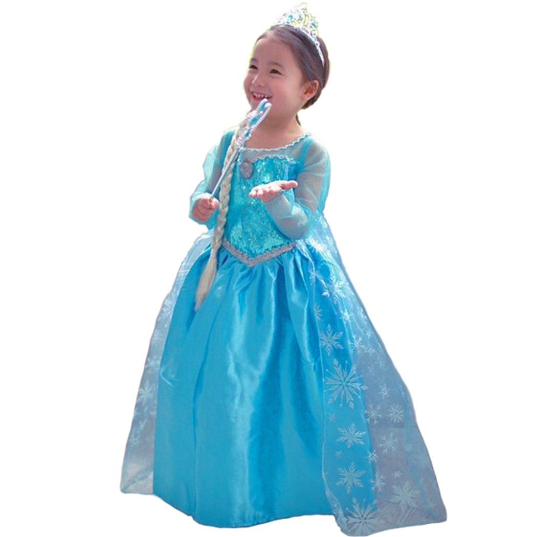 AGD Princess Dress Skirts For 3-9 yeas old girl