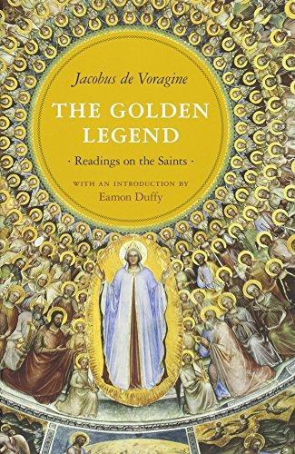 Golden Legend:Readings On Saints