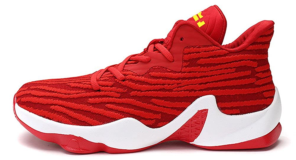 JIYE Performance Sports Shoes Men's Basketball Fashion Sneakers