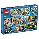 LEGO City Town Bus Station 60154 Building Kit (337 Piece)