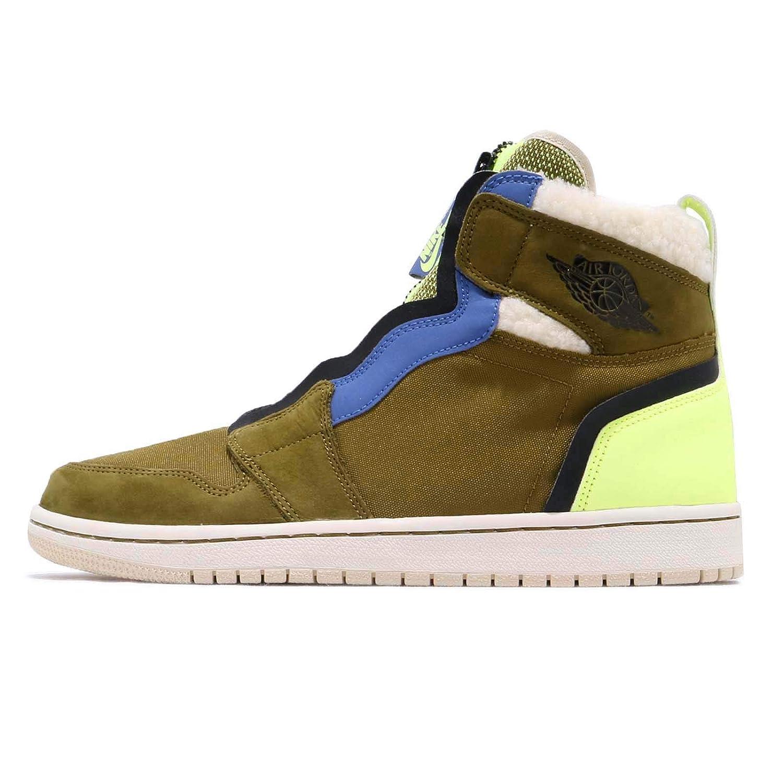 Nike Damen WMNS Air Jordan 1 High Zip Up Fitnessschuhe