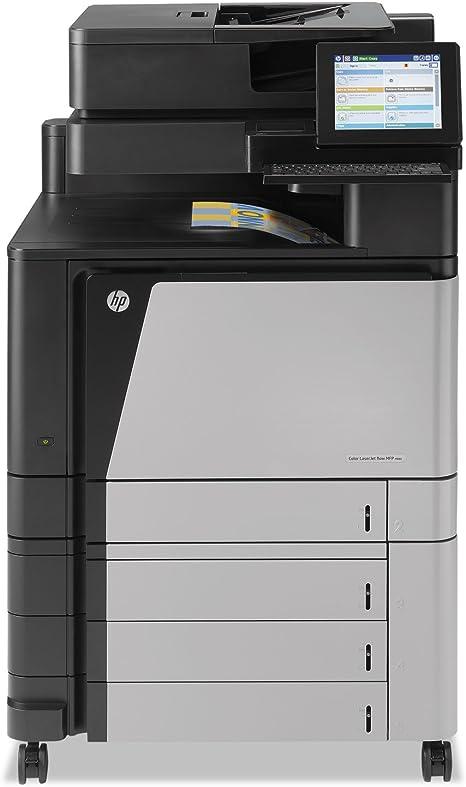 Amazon.com: HP Color LaserJet Enterprise flow M880z ...