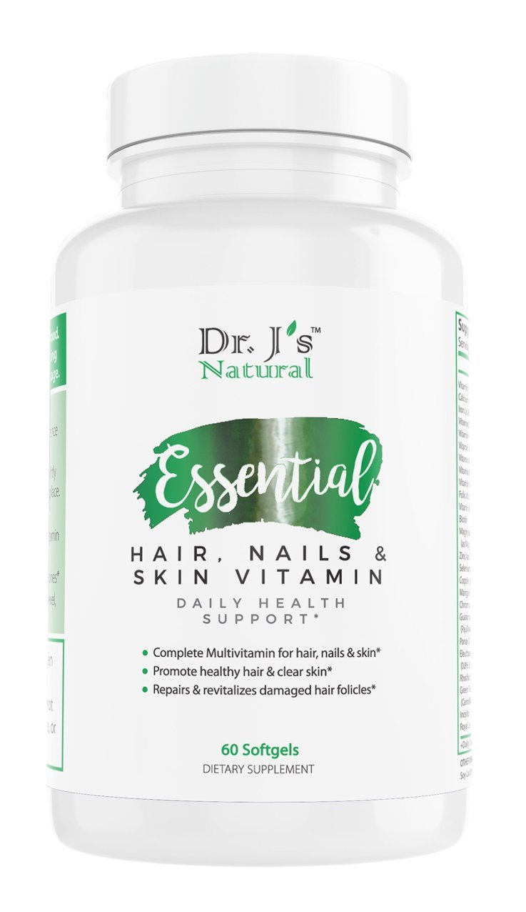 Essential Hair, Nails and Skin Vitamin