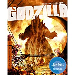 Criterion Collection: Godzilla [Blu-ray] [Importado]